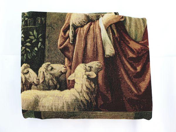 Покрывало гобеленовое - гобелен Иисус