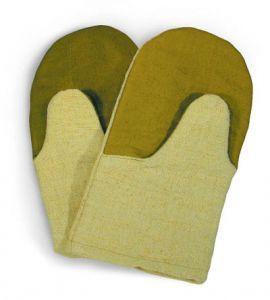 Купить рукавицы брезентовые огнеупорные в интернет магазине domtex.com.ua