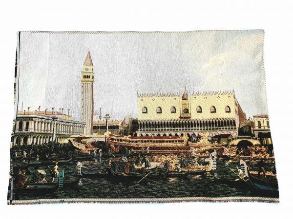 Покрывало гобеленовое - гобелен Венеция