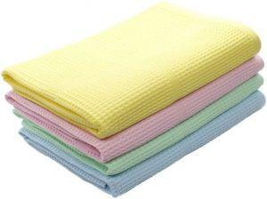 Купить полотенце вафельное цветное в Киеве, Чернигове и Украине