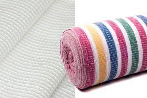 Купить вафельные полотенца цветные в Киеве, Чернигове и Украине